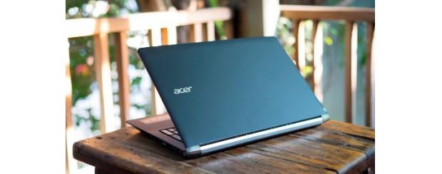 Acer V-Nitro - cấu hình mạnh, đa tiện ích