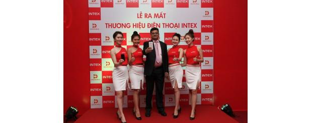 Intex - thương hiệu điện thoại số 1 Ấn Độ đặt chân tới Việt Nam
