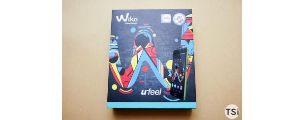 Mở hộp Wiko U Feel: có vân tay, khay đậy SIM huyền thoại
