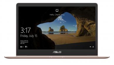 Digiworld phân phối độc quyền laptop Asus Zenbook 13 trên Thế Giới Di Động