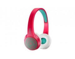 (HEADSET) RAPOO S100 BLUETOOTH/MICROPHONE/VOLUMECONTROL/ĐỎ (RED) (13607)