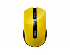 (MOUSE) RAPOO 7200P WIRELESS/OPTICAL/VÀNG (YELLOW) (10934)