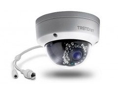 CAMERA TRENDNET OUTDOOR 3MP FULL HD POE DOME DAY/NIGHT NETWORK (TV-IP311PI)