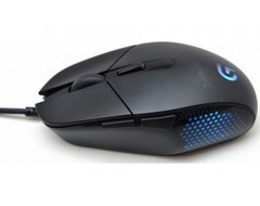 (MOUSE) LOGITECH G302 DAEDALUS PRIME MOBA GAMING MOUSE – ĐEN (BLACK)  (910-004210)