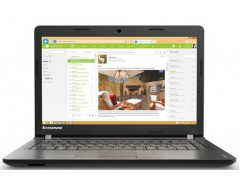 Lenovo IdeaPad 100 Series - Thin & Light Laptop (80QQ018MVN)