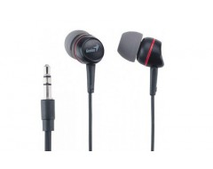 GENIUS NOISE ISOLATION EARPHONES GHP-200A - BLACK (31710181100)