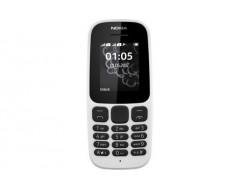 NOKIA 105 MỘT SIM TRẮNG (A00028410)
