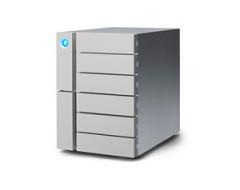 Ổ CỨNG CHUYÊN DỤNG (RAID) LACIE 6BIG 48TB USB-C, THUNDERBOLT 3 + SRS (STFK48000400)