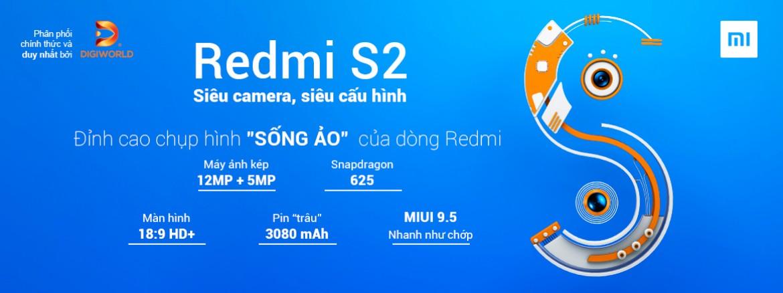 ICT-Redmi S2